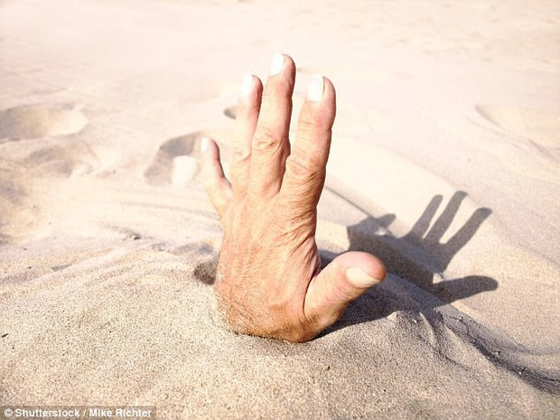 Giải mã một trong những cái chết đáng sợ nhất lịch sử: cát lún - Ảnh 6.