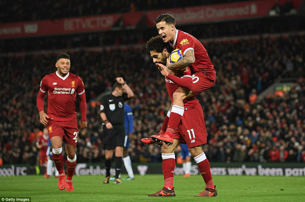 Cử chỉ đẹp của Salah sau khi phá lưới Chelsea - Ảnh 4.