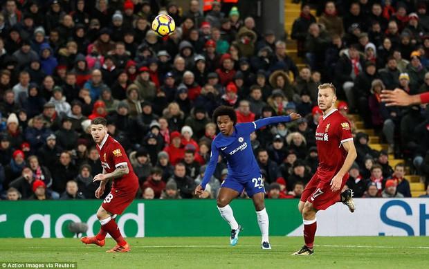 Siêu phẩm lá vàng rơi giúp Chelsea thoát thua Liverpool - Ảnh 4.