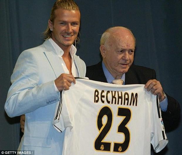 Beckham: Lúc bị đá giày vào mặt, tôi mới biết Sir Alex sút chính xác thế nào - Ảnh 3.