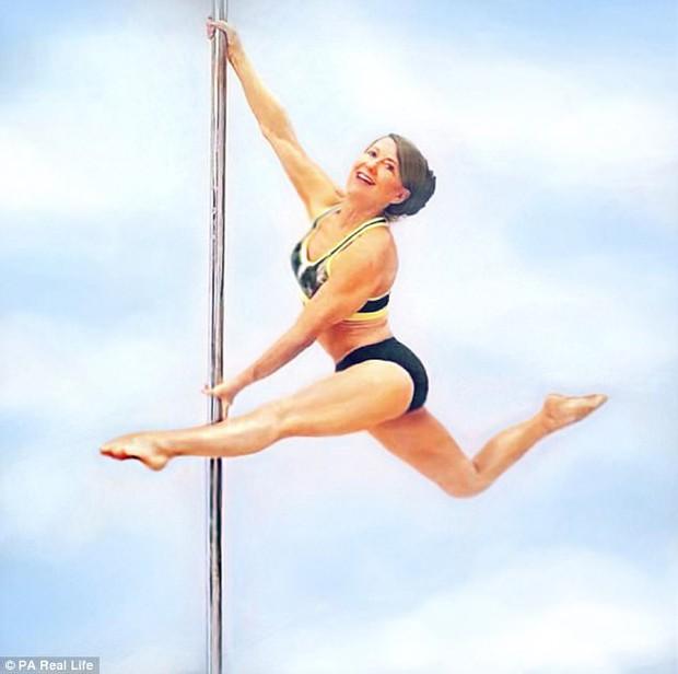 Cụ bà U70 múa cột vô địch thế giới khiến giới trẻ phải chạy dài - Ảnh 5.