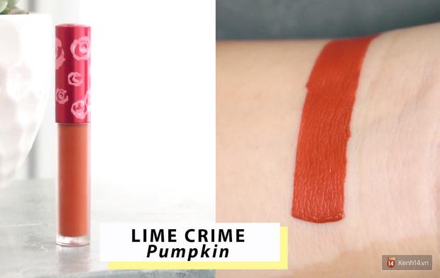 Hội mê son nên update ngay: 7 cây son tủ mùa thu màu xinh ngất ngây của beauty blogger Daul Be - Ảnh 9.