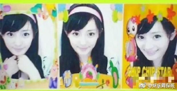 Nhan sắc Dương Mịch thuở còn mốt chụp ảnh sticker những năm 2000 - Ảnh 2.