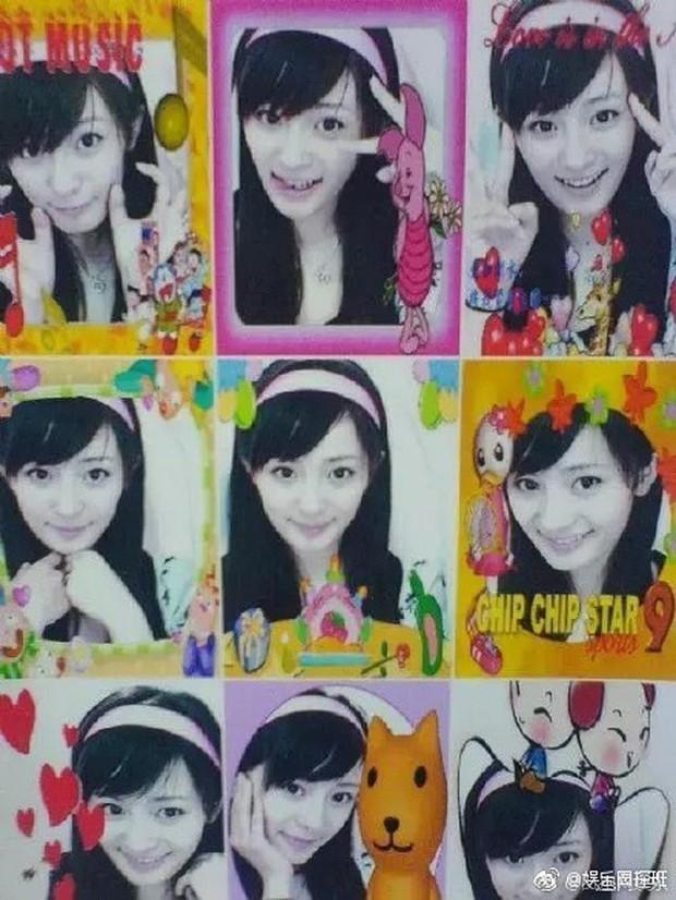 Nhan sắc Dương Mịch thuở còn mốt chụp ảnh sticker những năm 2000 - Ảnh 3.