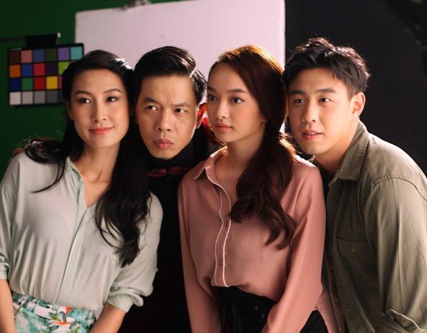 Thái Hòa tái ngộ Kathy Uyên, Kaity Nguyễn cặp kè HuyMe ở dự án remake hot nhất năm - Ảnh 8.