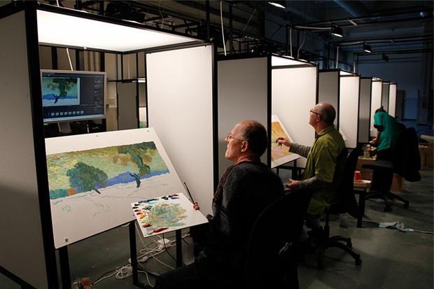 Các lý do không thể bỏ qua Loving Vincent - Phim hoạt hình đầu tiên trên thế giới thực hiện từ 65.000 bức tranh sơn dầu - Ảnh 7.