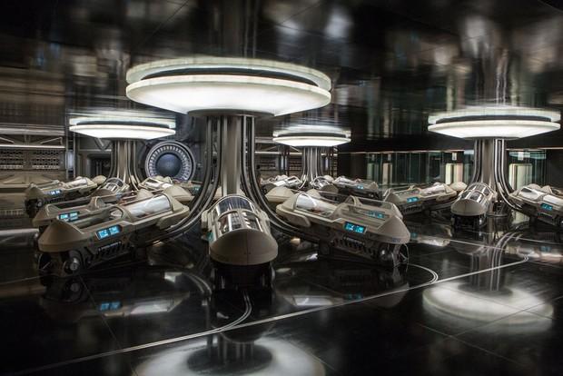 Tàu vũ trụ siêu ảo Avalon trong phim Passengers có thể biến thành thực không? - Ảnh 7.