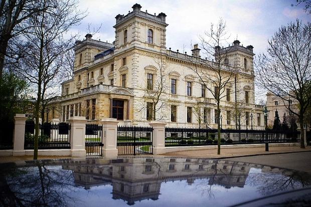 Bên trong 10 căn nhà đắt giá nhất thế giới - Ảnh 6.