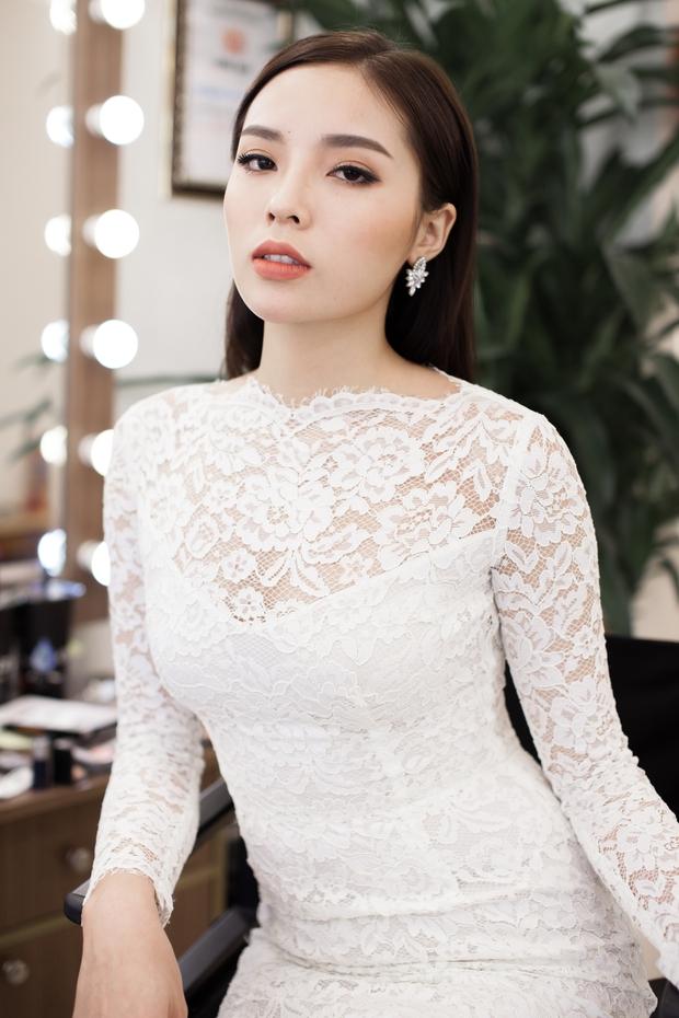 Ở ẩn sau hàng loạt scandal, Hoa hậu Kỳ Duyên cũng đã xuất hiện tại sự kiện!  - Ảnh 4.