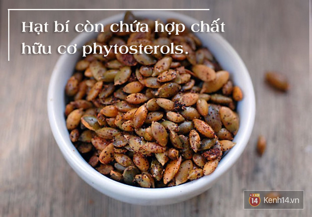 5 lý do bạn không nên vứt hạt đi sau khi ăn bí đỏ - Ảnh 5.