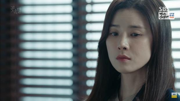 """""""Whisper"""": Đây là cách Lee Bo Young khiến Lee Sang Yoon ngậm miệng - Ảnh 1."""
