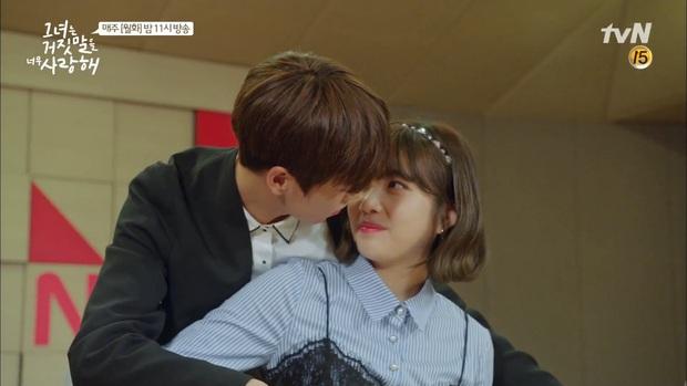 """""""Liar And Lover"""": Lee Hyun Woo """"chết đứng"""" khi Joy ngả vào lòng tình địch - Ảnh 6."""