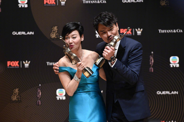 5 diễn viên TVB vượt khó, đi lên từ vai phụ! - Ảnh 5.