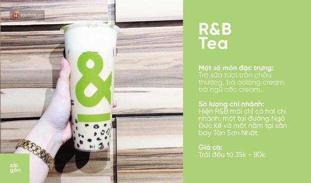 Những món nào đang best-seller trong các quán trà sữa hot nhất hiện tại? - Ảnh 8.