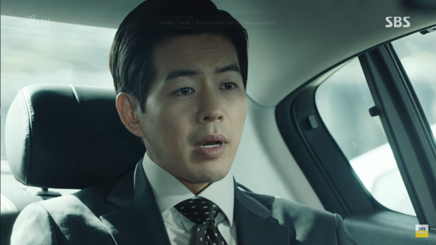 """""""Whisper"""": Lee Sang Yoon và vợ """"tình tứ"""" ngay trước mặt Lee Bo Young - Ảnh 16."""