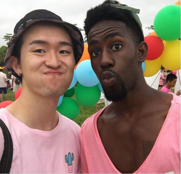 Chẳng phải celeb hay con nhà giàu có nhưng cặp đồng tính đôi đũa lệch này vẫn hot nhất nhì châu Á - Ảnh 7.