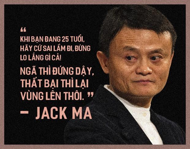 Những câu nói hay của tỷ phú Jack Ma