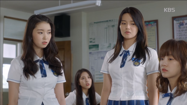 """Tập 3 """"School 2017"""": Ai đó mau cứu lấy mái tóc của Se Jeong trong """"School 2017"""" đi! - Ảnh 11."""
