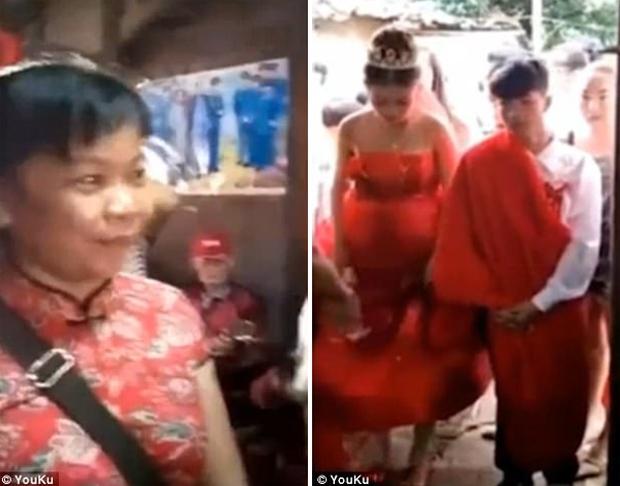 Cặp đôi tảo hôn tuổi 13 vì cô dâu lỡ mang bầu - Ảnh 4.