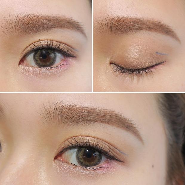 Trong khi bạn còn đang kẻ mắt mèo thì con gái Nhật đã chuyển sang kiểu kẻ mắt siêu đơn giản mà hay ho này - Ảnh 3.