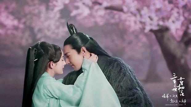 """Dương Dương bật khóc vì áp lực trước sự công kích của anti-fan về """"Tam Sinh Tam Thế"""" - Ảnh 5."""