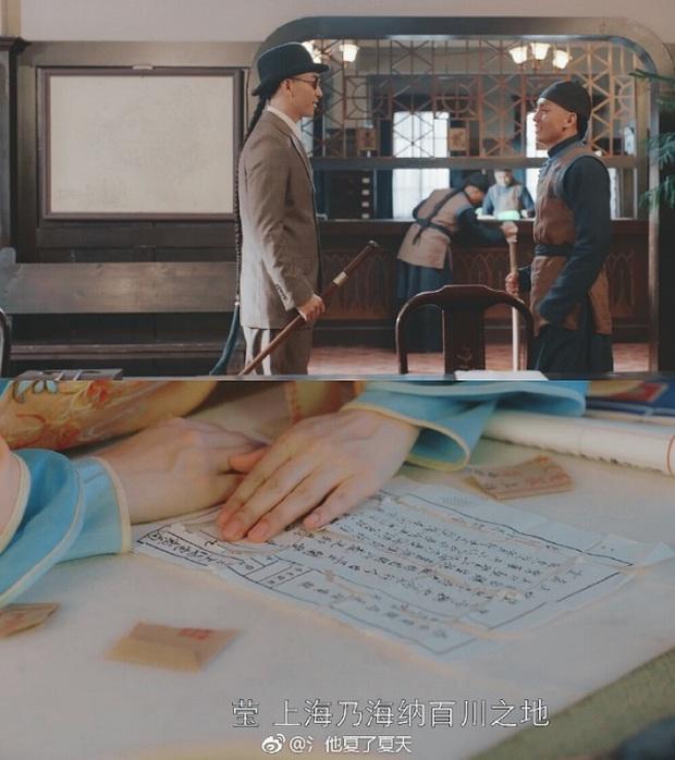 """""""Năm Ấy Hoa Nở"""": Tôn Lệ giấu mẹ chồng, lén đọc thư tình của Trần Hiểu - Ảnh 5."""