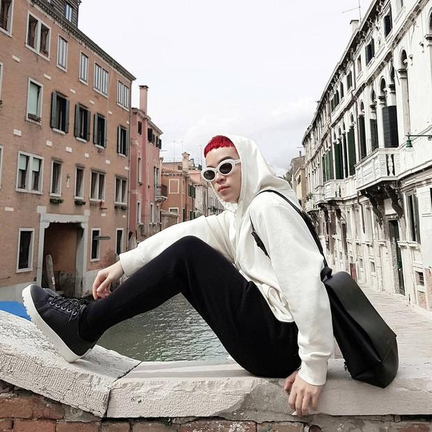 Kelbin Lei tiếp tục được thương hiệu đình đám Vetements lăng xê trên Instagram - Ảnh 5.