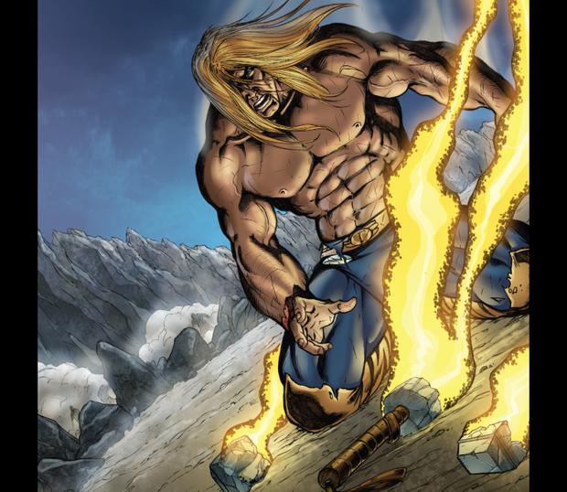 8 lần chiếc búa Mjolnir bị tước đoạt khỏi tay Thần sấm Thor - Ảnh 5.