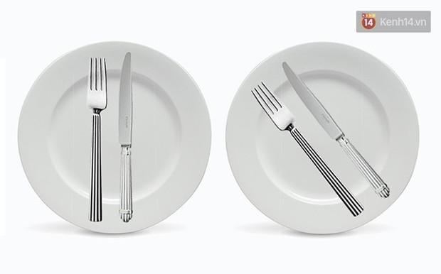 5 cách đặt dao dĩa nên ghi nhớ để là người khi ăn trông cũng sang - Ảnh 5.