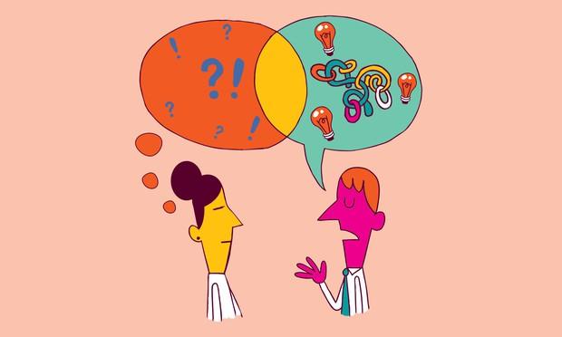 Chuyên nghiệp trong giao tiếp, làm sao để nói chuyện với người mà cả hai đang bất đồng quan điểm - Ảnh 5.