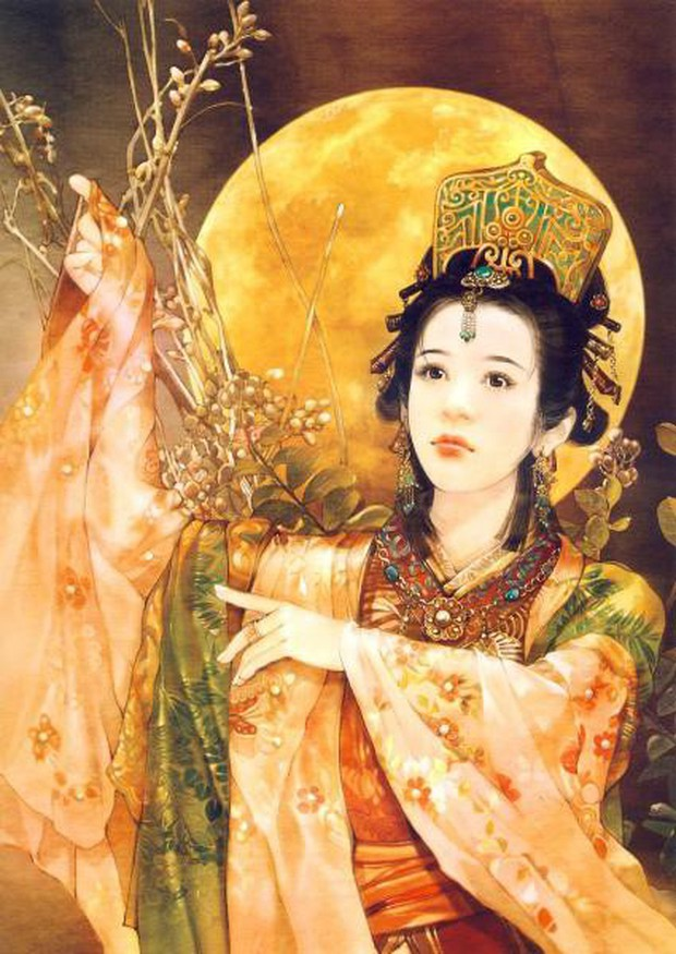 Những kỹ nữ nhan sắc tuyệt trần từng làm say lòng bao Hoàng đế Trung Hoa - Ảnh 4.