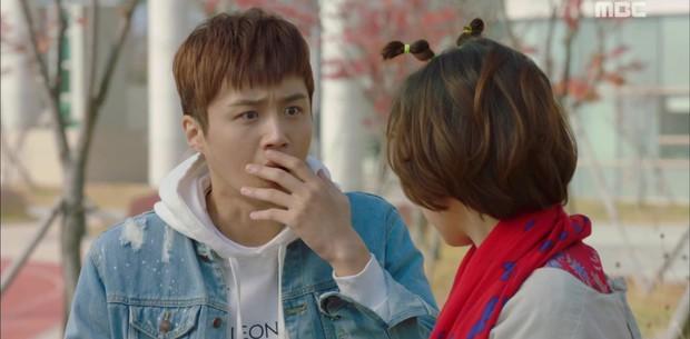 """""""Two Cops"""": Jo Jung Suk, Hyeri may mắn thoát chết trong gang tấc - Ảnh 6."""