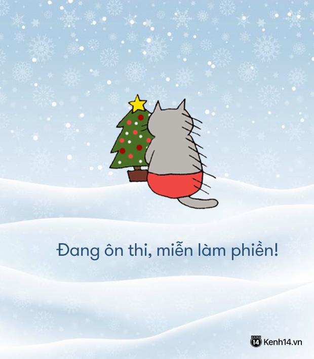 Cẩm nang: Noel không có gấu thì làm gì? - Ảnh 9.