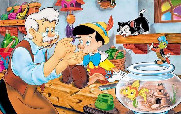 Sự thật đáng sợ về cậu bé mũi dài Pinocchio: Hỗn láo với người lớn, bị tra tấn dã man nhưng không chết - Ảnh 5.