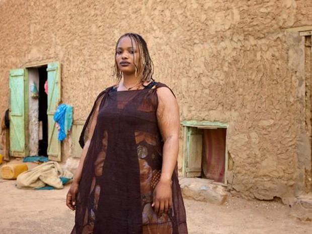 Ghé thăm nơi vỗ béo phụ nữ tại Mauritania - khi chuẩn mực cái đẹp trở thành cực hình - Ảnh 7.