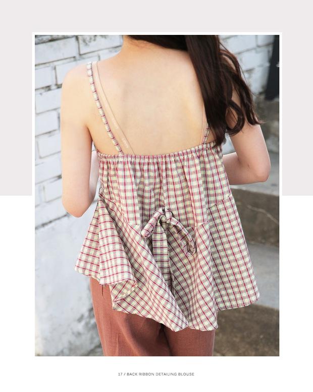 Áo 2 dây hè này có tới 5 kiểu, kiểu nào cũng mát và xinh hết cỡ bạn đã cập nhật hết chưa? - Ảnh 20.