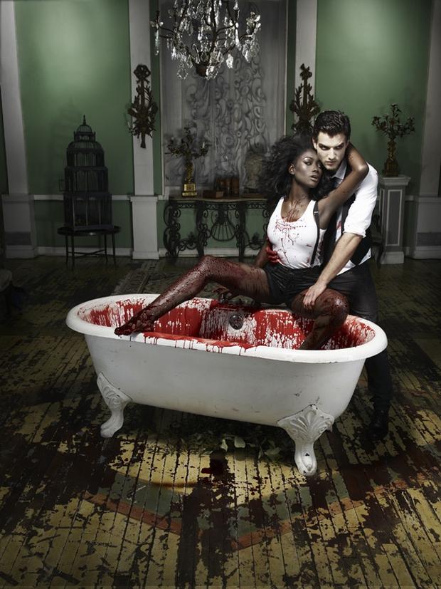 Nhân dịp Halloween, cùng ôn lại loạt concept kinh dị của Next Top Mỹ! - Ảnh 12.