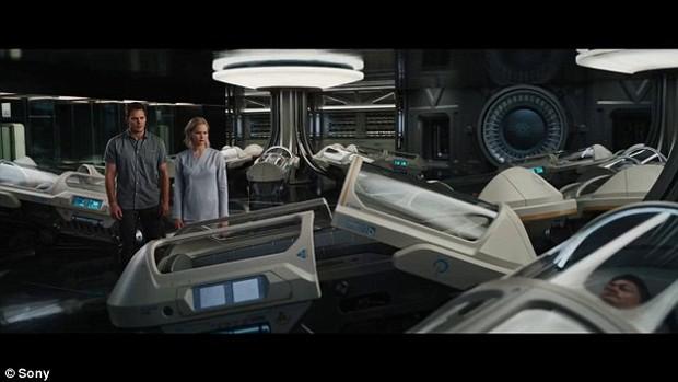 Tàu vũ trụ siêu ảo Avalon trong phim Passengers có thể biến thành thực không? - Ảnh 8.