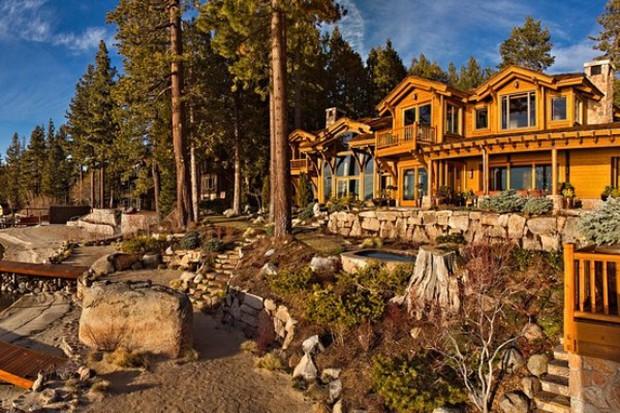 Bên trong 10 căn nhà đắt giá nhất thế giới - Ảnh 5.