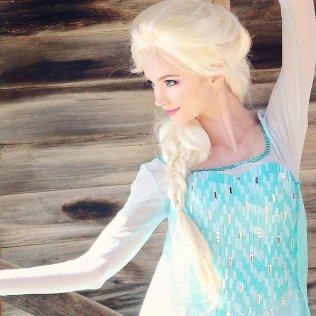 Cô gái dành 300 triệu đồng để trở thành các nàng công chúa Disney, và lý do đáng yêu phía sau - Ảnh 6.