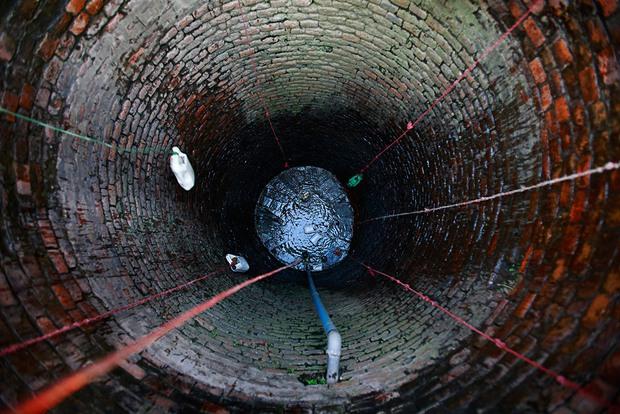 Ngày Nước thế giới, nhìn lại những bức hình ám ảnh về thực trạng khan hiếm nước trên toàn thế giới - Ảnh 6.