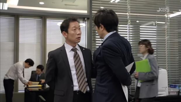 """""""Sếp Kim"""": Diện vest bảnh bao, Nam Goong Min và Jun Ho """"song kiếm hợp bích"""" - Ảnh 7."""