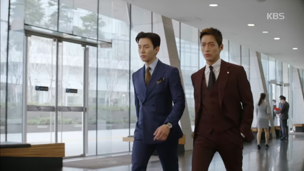 """""""Sếp Kim"""" khép lại cùng màn cover TT của Nam Goong Min và Jun Ho - Ảnh 24."""