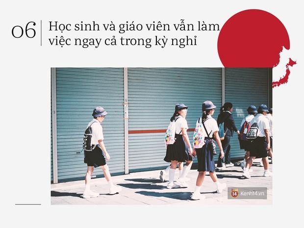10 điều về cuộc sống học sinh Nhật Bản khiến nhiều người không khỏi ngạc nhiên - Ảnh 6.