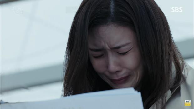 """""""Whisper"""": Bị tố chăn gối với Lee Sang Yoon, Lee Bo Young đáp trả xuất sắc - Ảnh 22."""