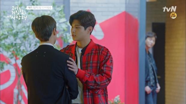 """""""Liar And Lover"""": Lee Hyun Woo """"chết đứng"""" khi Joy ngả vào lòng tình địch - Ảnh 7."""