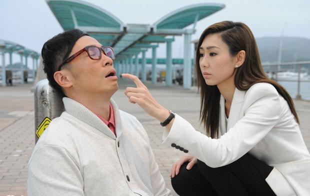 5 diễn viên TVB vượt khó, đi lên từ vai phụ! - Ảnh 6.