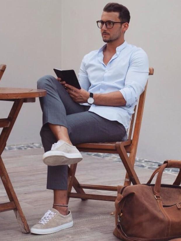 8 quy tắc ăn mặc cổ điển giúp mọi chàng trai trở thành quý ông thực thụ - Ảnh 5.
