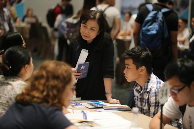 Hơn 35 trường hàng đầu New Zealand vừa tham gia Triển lãm Giáo dục tại Việt Nam - Ảnh 5.