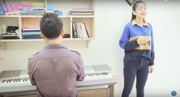 Chi Pu chính thức lấn sân làm ca sĩ, chia sẻ chuyện từng bị đuổi sau 2 ngày đi học hát - Ảnh 3.